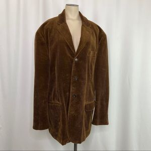 Polo by Ralph Lauren Corduroy Blazer - XL